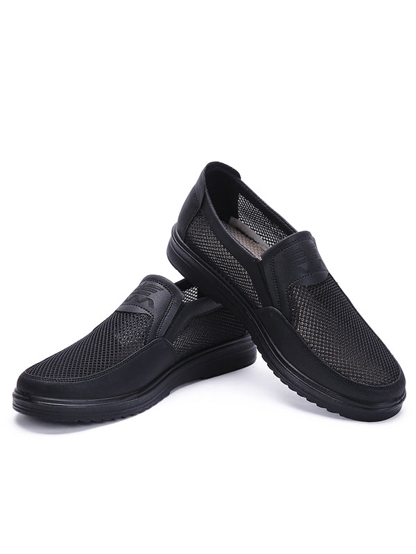 2019 Summer Casual Breathable Men's Net Shoes