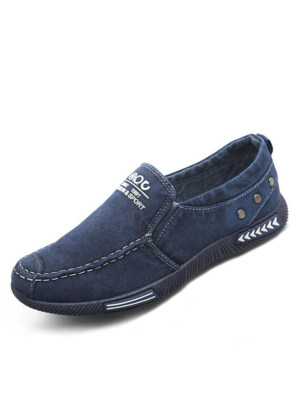 Spring New Denim Casual Shoes