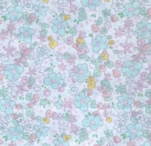 Pastel Meadow Tiny Flowers