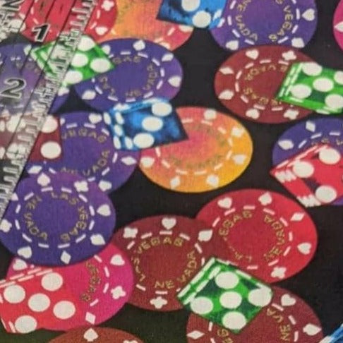 Casino Vegas Poker Chips Gambling