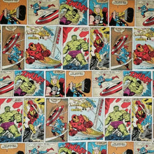 Marvel 2 Comics face mask