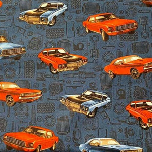 Muscle Cars Hot Rods
