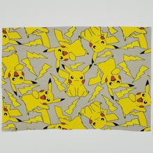 Pokémon Pikachu face mask