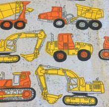 Bulldozer construction trucks face mask