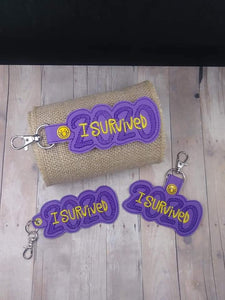 Other Fun Keyfobs Keychain Zipper Pulls