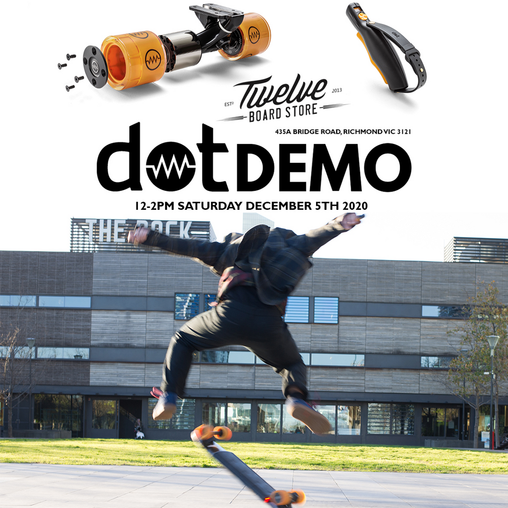 dot Demo Day at Twelve Boards