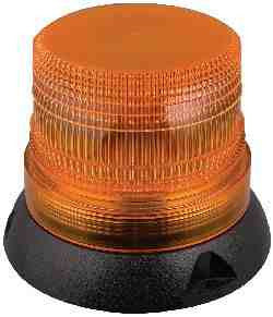 Safety Flags - Safety Product - LED STROBE BEACON BOLT ON 12/24V