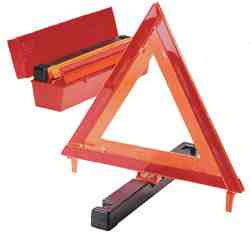 Safety Flags - Safety Product - SAFETY TRIANGLES SET OF THREE