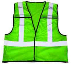 SAFETY DAY/NIGHT VEST REFLCTIVE