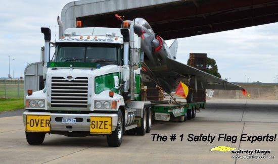 Safety Flags - Your # 1 Heavy Haulage Specialist