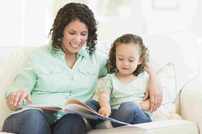 5 Tips for Making Reading Fun for your Child
