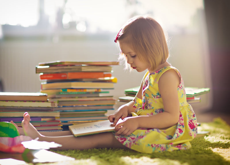 How Reading Can Boost Your Child's Development