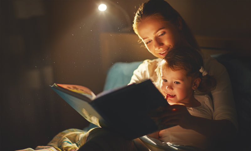 Why Bedtime Stories Are Important