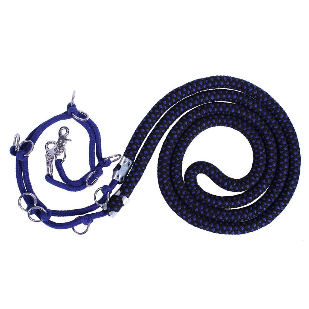 QHP Luxury Lunging Rope - EveryDay Equestrian