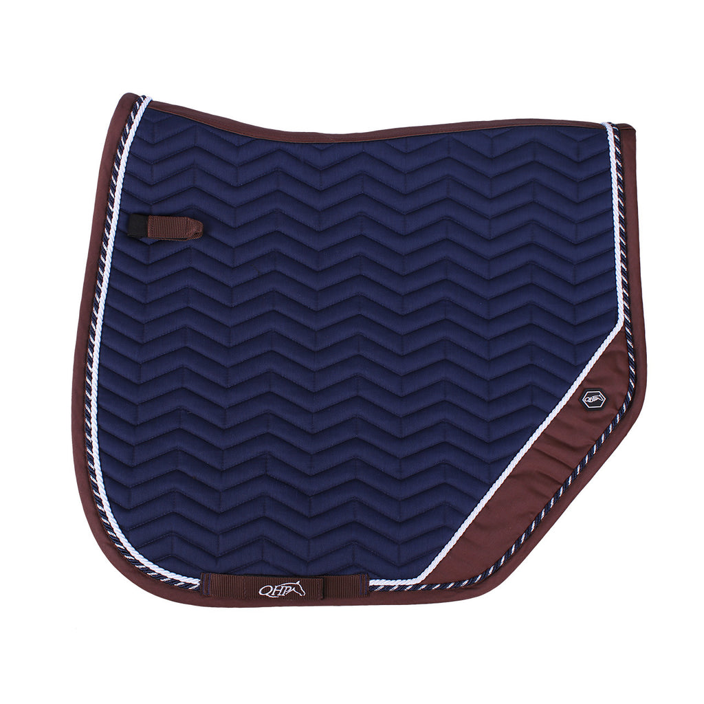 QHP Shiva Dressage Saddle Pad - EveryDay Equestrian
