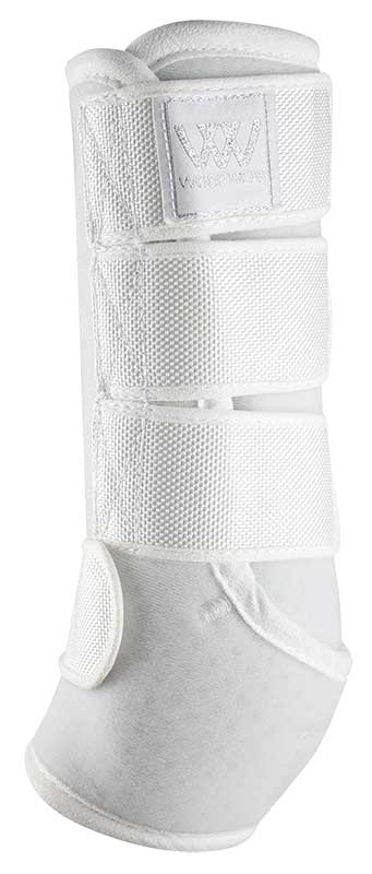 Woof Wear Dressage Wrap - White - EveryDay Equestrian