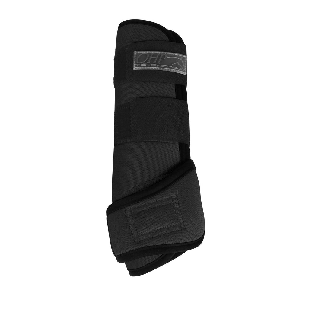 QHP Neoprene Air Leg protectors (Tendon Boot) - EveryDay Equestrian