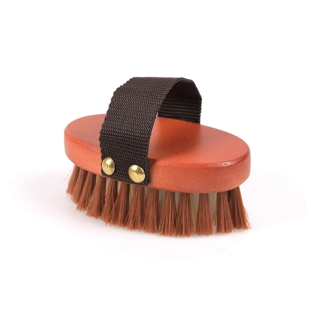 QHP Timber Head Brush - EveryDay Equestrian