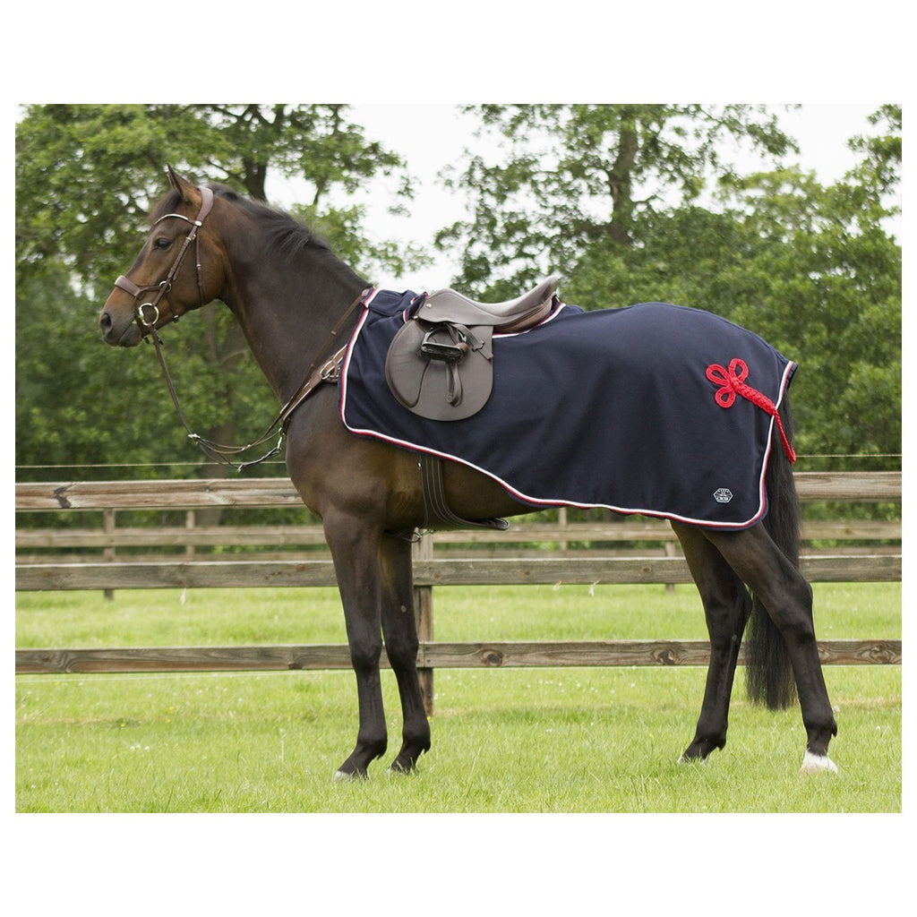 QHP Eldorado Exercise Fleece Rug - EveryDay Equestrian