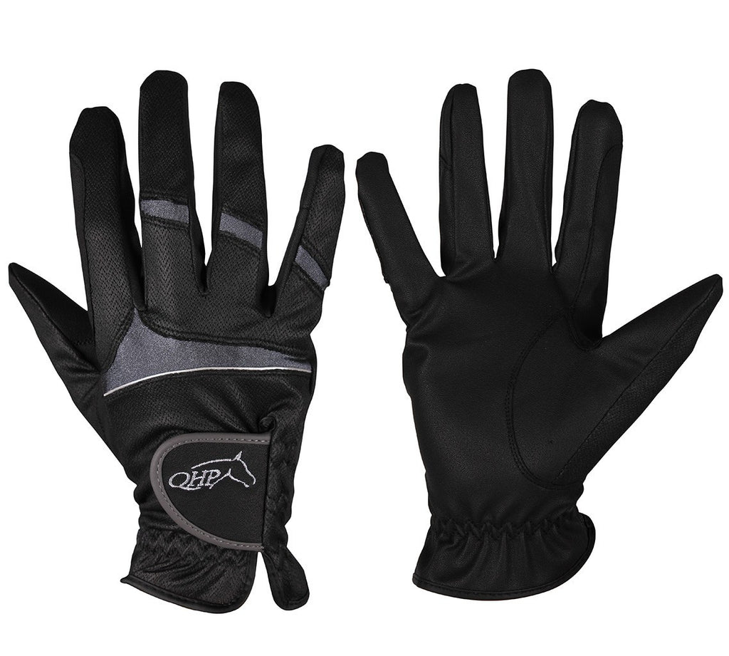 QHP Air Gloves - EveryDay Equestrian