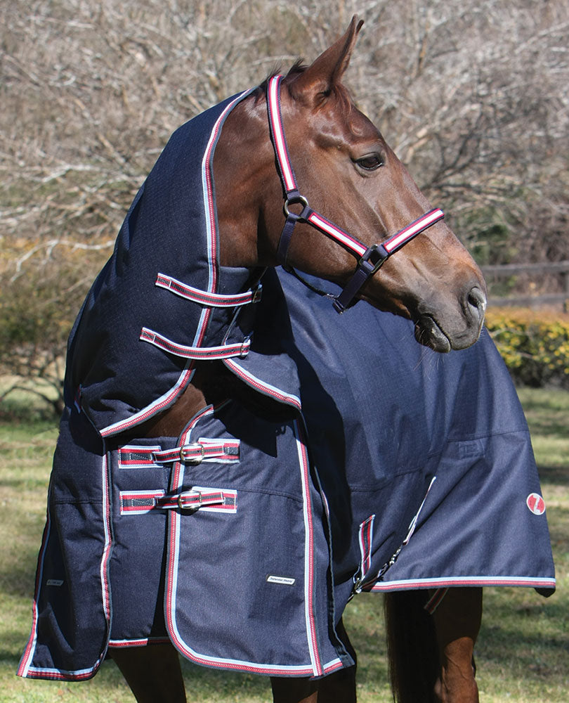 Zilco Defender Heavy Combo Winter Rug - EveryDay Equestrian
