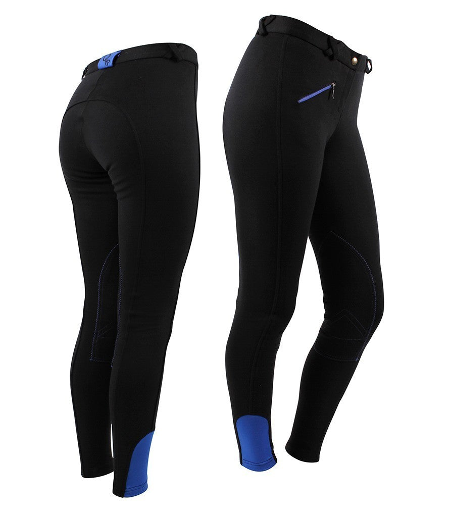 QHP Adult Breeches - EveryDay Equestrian