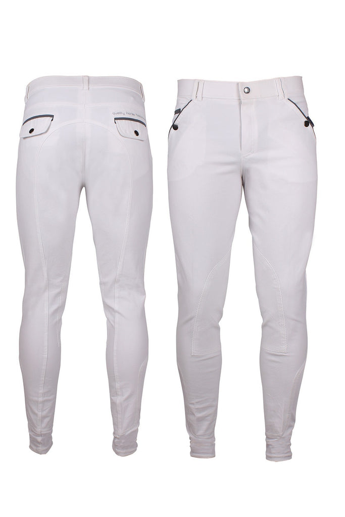 QHP Jack Mens Breeches - EveryDay Equestrian