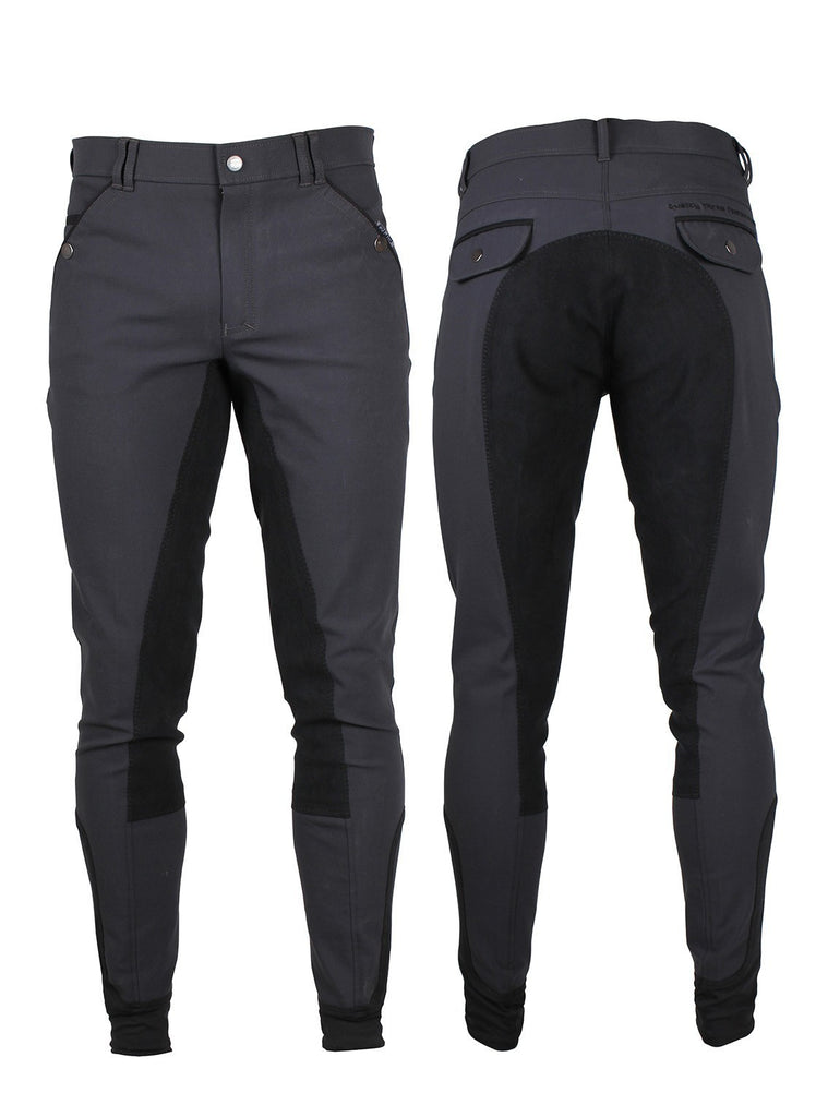QHP Jack Mens Full Seat Breeches - EveryDay Equestrian