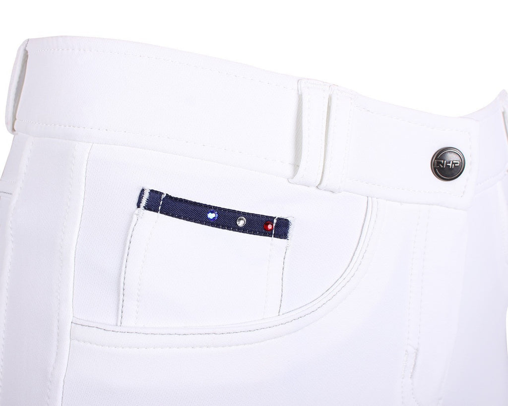 QHP Coco Anti-Slip Full Seat Competition Breeches - EveryDay Equestrian