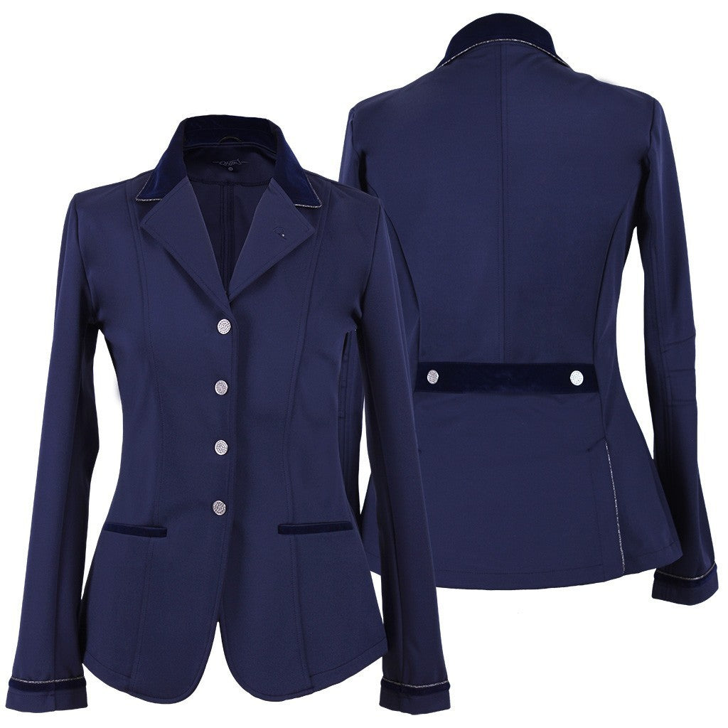 QHP Competition Jacket Lily Adult - EveryDay Equestrian