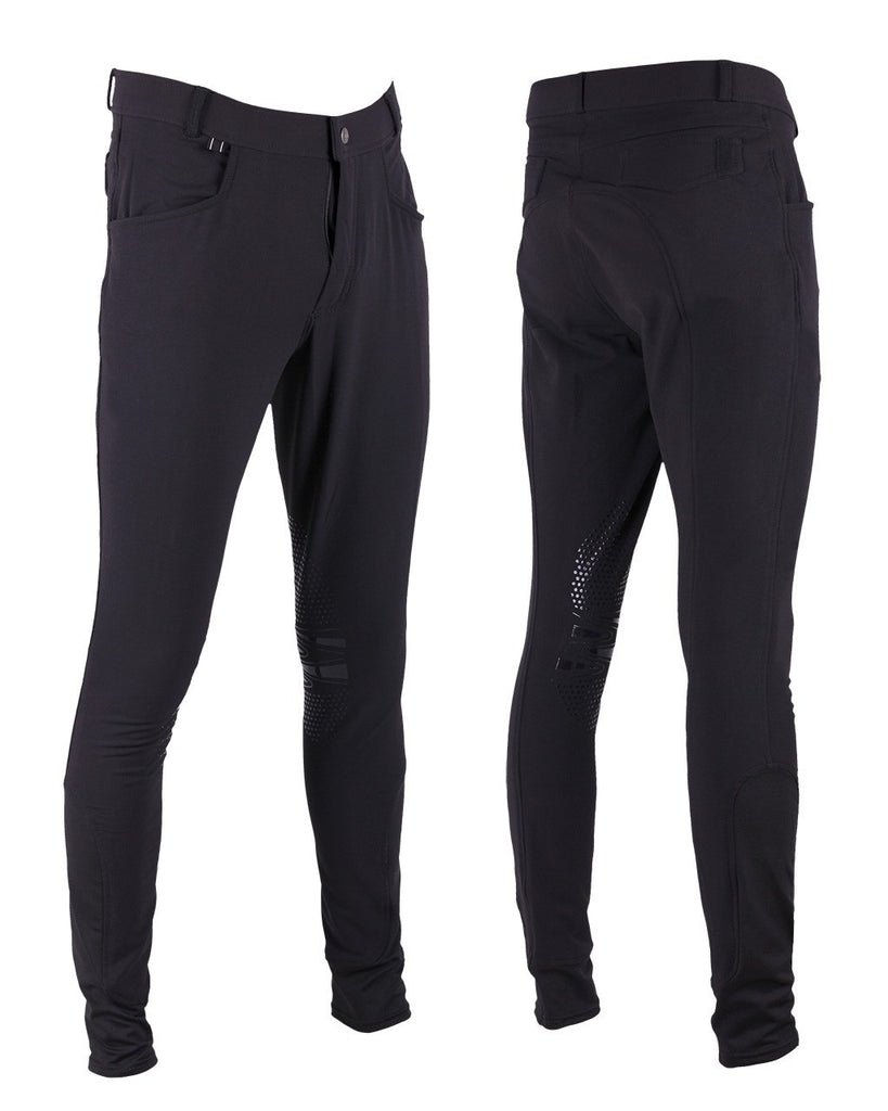 QHP Luc Mens Breeches - EveryDay Equestrian