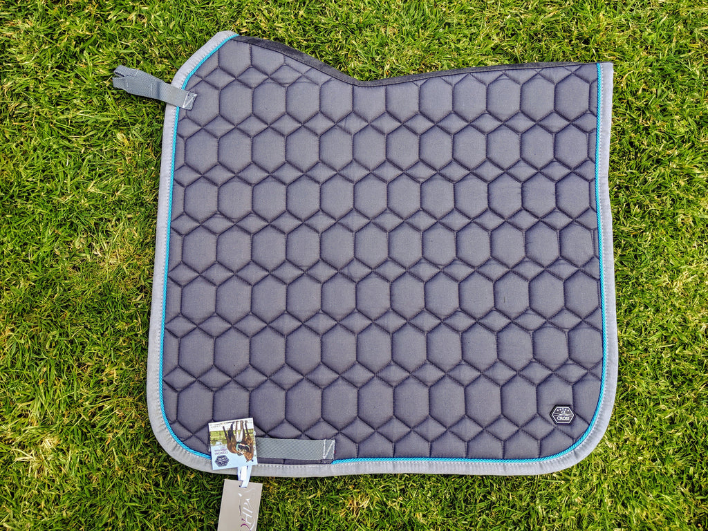QHP Eldorado Dressage Saddle Pad - EveryDay Equestrian