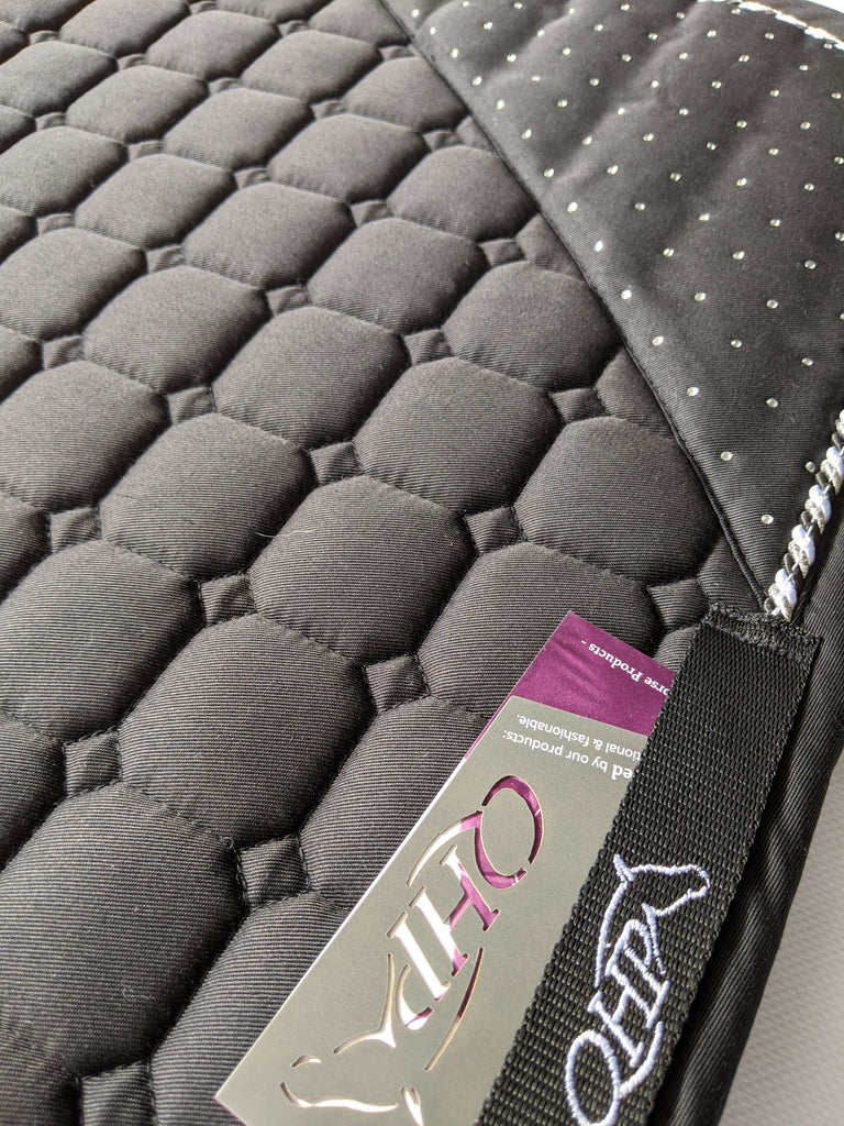 QHP Sparkle All Purpose Saddle Pad - EveryDay Equestrian