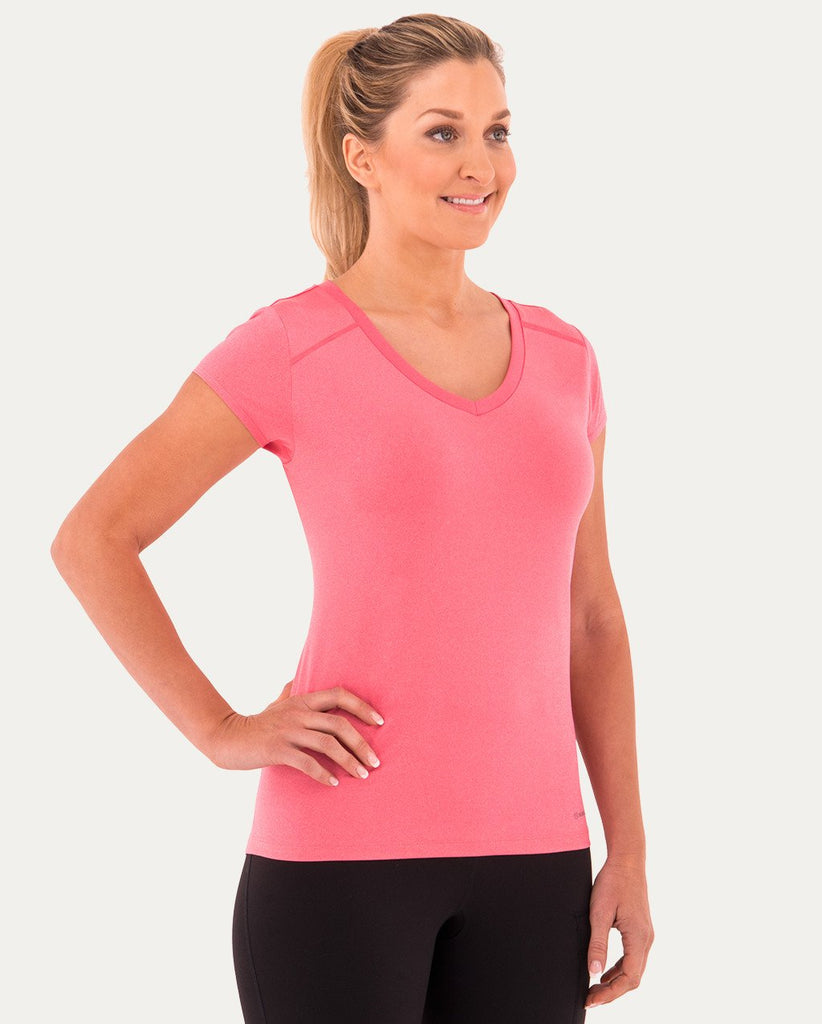 Noble Outfitter Karleigh Short Sleeve V-Neck - EveryDay Equestrian