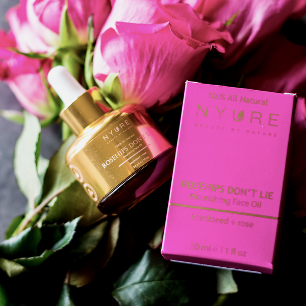 Rosehips Don't Lie - Nourishing Face Oil - Nyure