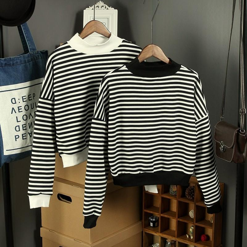 street stripes sweater