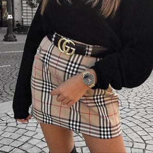 New Burberry skirt