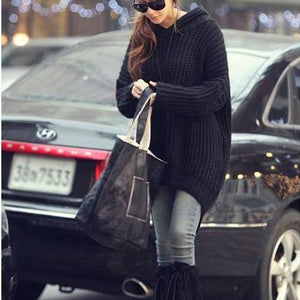 The Oversized Comfy Soft Sweaters.