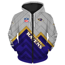 Load image into Gallery viewer, Baltimore Ravens Hoodie 3D cheap Football Sweatshirt Pullover NFL size S-5XL-Hoodie, Sweatshirt-Mike's sport fan