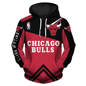 Chicago Bulls Hoodie 3D cheap basketball Sweatshirt NBA size S-5XL-Hoodie, Sweatshirt-Mike's sport fan