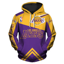 Load image into Gallery viewer, Los Angeles Lakers Hoodie 3D cheap basketball Sweatshirt NBA size S-5XL-Hoodie, Sweatshirt-Mike's sport fan