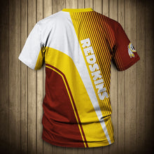 Load image into Gallery viewer, Washington Redskins T-Shirt 3D custom cheap gift for fans size S-5XL-tshirt-Mike's sport fan