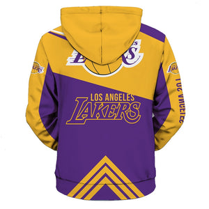Los Angeles Lakers Hoodie 3D cheap basketball Sweatshirt NBA size S-5XL-Hoodie, Sweatshirt-Mike's sport fan