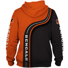 Load image into Gallery viewer, Cincinnati Bengals Hoodie 3D cute Sweatshirt Pullover gift for fans-h-Mike's sport fan