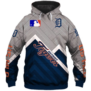 Detroit Tigers Hoodie 3D cheap baseball Sweatshirt Pullover size S-5XL-Hoodie, Sweatshirt-Mike's sport fan