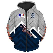 Load image into Gallery viewer, Detroit Tigers Hoodie 3D cheap baseball Sweatshirt Pullover size S-5XL-Hoodie, Sweatshirt-Mike's sport fan