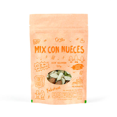 Mix de Nueces