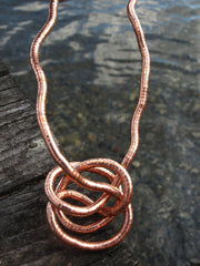 Rose Gold Medium 6mm, 36 inches long
