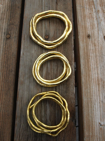 Gold Collection 5mm, 6mm & 8mm