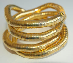 Gold Thick 8mm, 36 inches long